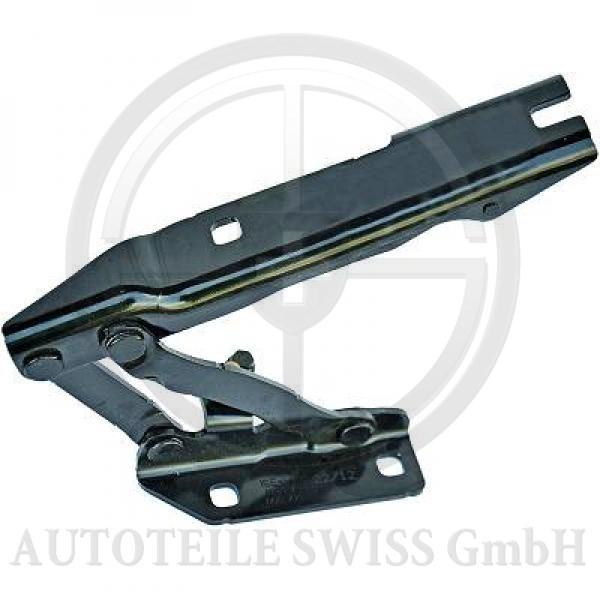 HAUBENSCHARNIER RECHTS , BMW, 5-Reihe (E60/61) 03-07