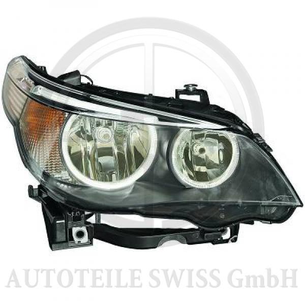 SCHEINWERFER RECHTS , BMW, 5-Reihe (E60/61) 03-07