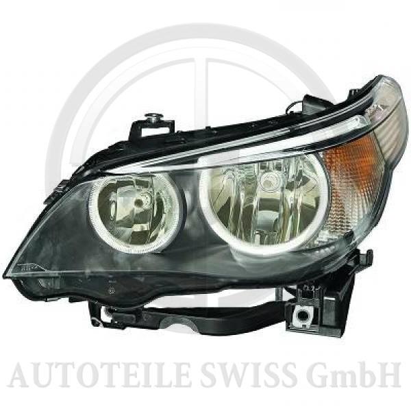 SCHEINWERFER LINKS , BMW, 5-Reihe (E60/61) 03-07