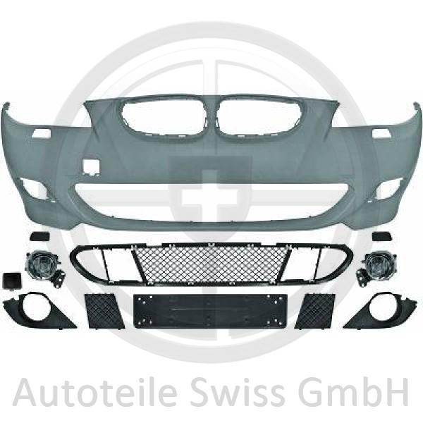 SPORT STOßSTANGE VORNE , BMW, 5-Reihe (E60/61) 03-07