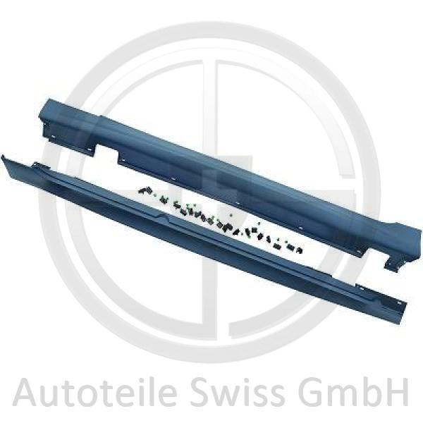 SATZ SEITENSCHWELLER , BMW, 5-Reihe (E60/61) 03-07