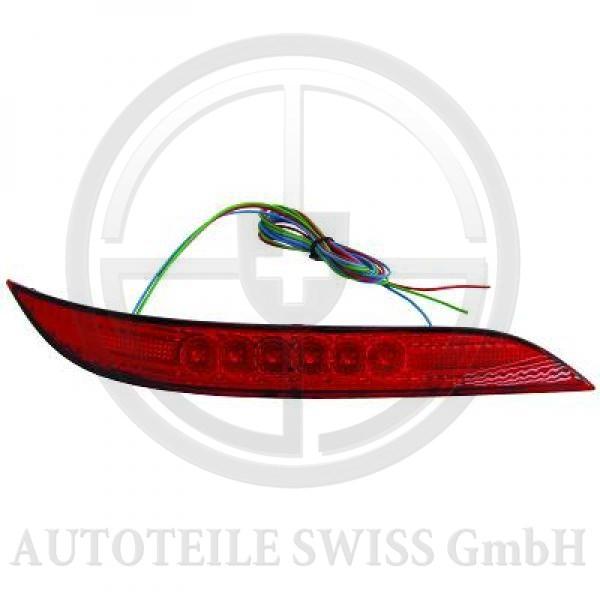 SATZ REFLEKTOREN , BMW, 5-Reihe (E60/61) 03-07