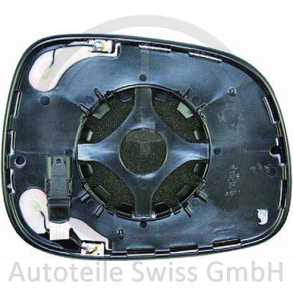 SPIEGELGLAS RECHTS , BMW, X3 (F25) 10-14