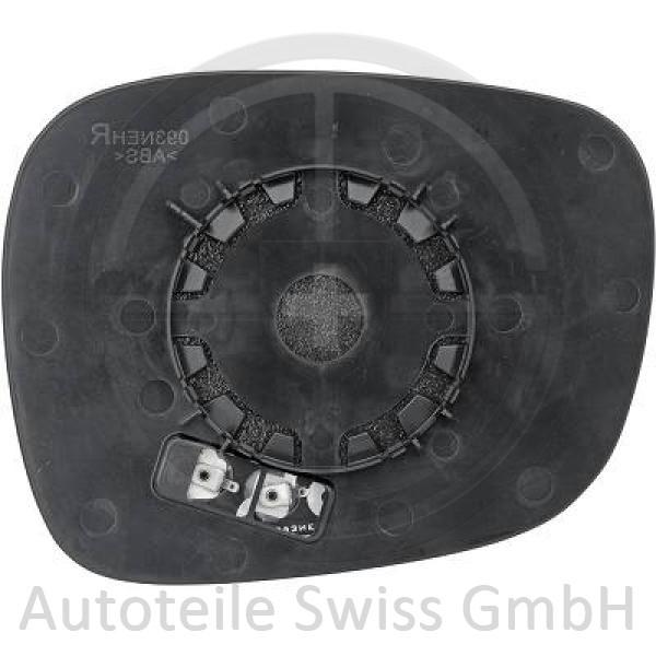 SPIEGELGLAS LINKS , BMW, X3 (F25) 10-14