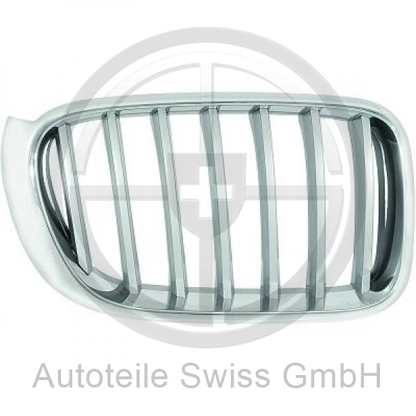 GRILL LINKS , BMW, X3 (F25) 10-14