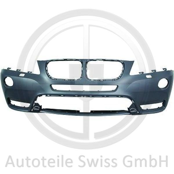 STOßSTANGE VORNE , BMW, X3 (F25) 10-14