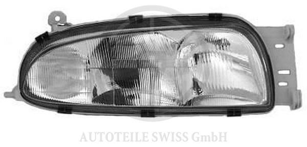 SCHEINWERFER RECHTS , Mazda, 121 96-99