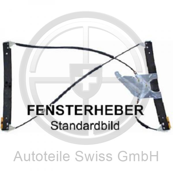FENSTERHEBER VORNE RECHTS, , Renault, Master 99-03