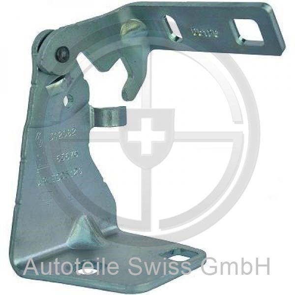 HAUBENSCHANIER LINKS, , Renault, Trafic II 01-06