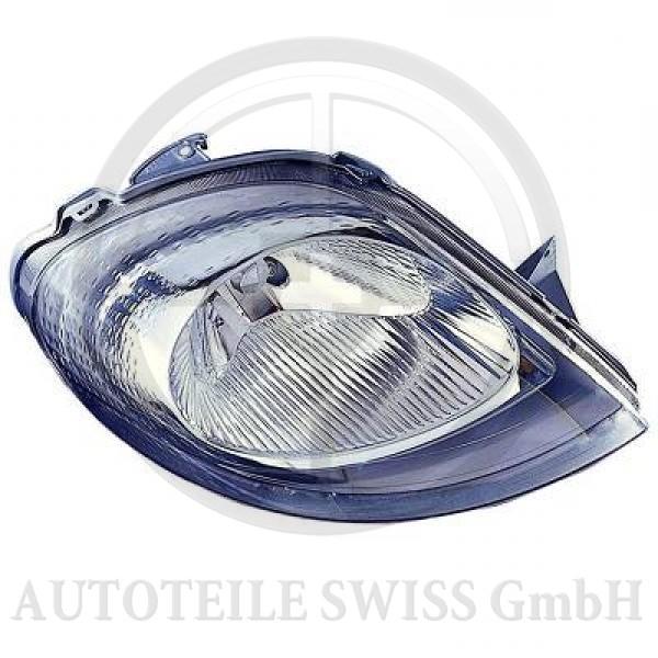 SCHEINWERFER RECHTS , Renault, Trafic II 01-06