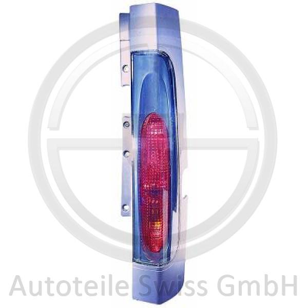 RÜCKLEUCHTE RECHTS , Renault, Trafic II 01-06