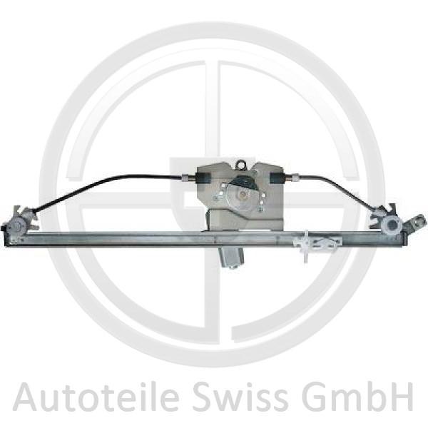 FENSTERHEBER VORNE RECHTS, , Renault, Trafic II 01-06