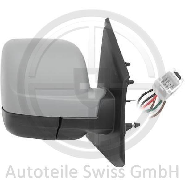 SPIEGEL RECHTS , Renault, Trafic III 14->>