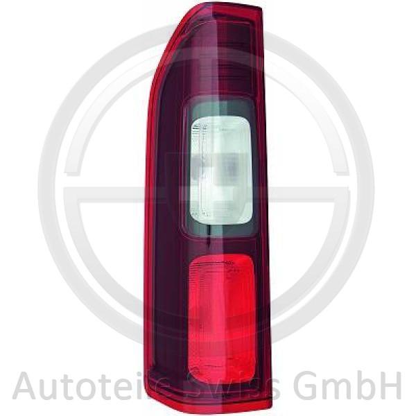 RÜCKLEUCHTE RECHTS , Renault, Trafic III 14->>