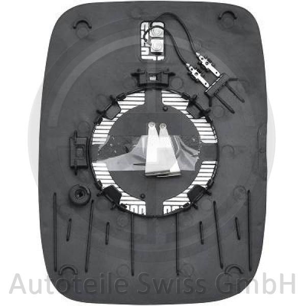 SPIEGELGLAS RECHTS, , Renault, Trafic III 14->>