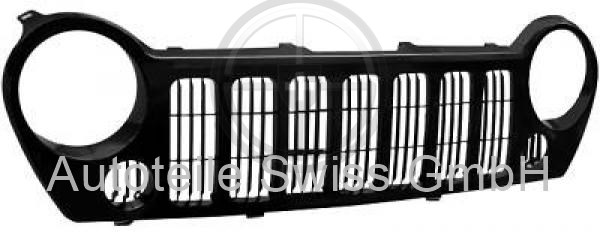 FRONTGRILL , Jeep, Cherokee / Liberty 05-08