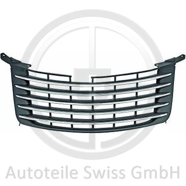 GRILL GITTER , Chrysler, PT Cruiser Lim. / Cabrio 05-10