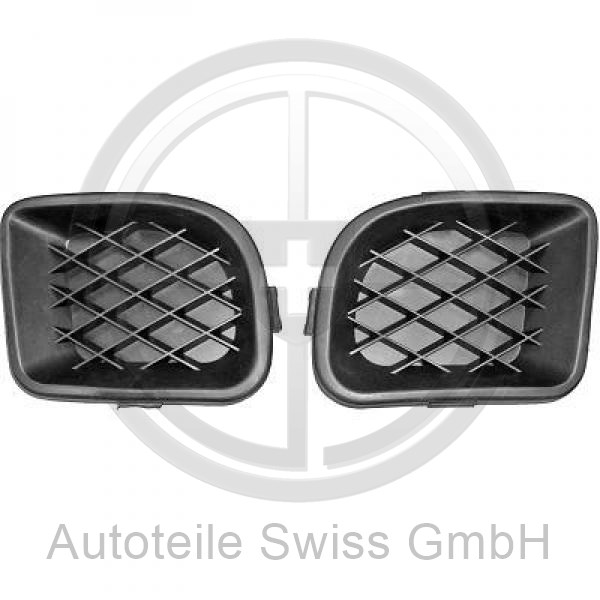 STOßSTANGE GITTER RECHTS , Chrysler, PT Cruiser Lim. / Cabrio 05-10