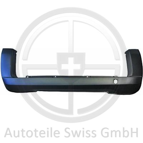 STOßSTANGE HINTEN , Peugeot, Bipper 08->