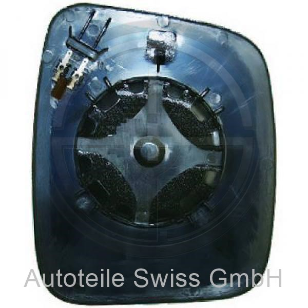 SPIEGELGLAS RECHTS , Peugeot, Bipper 08->