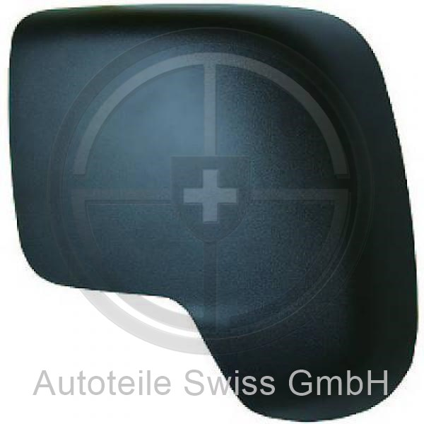 SPIEGELKAPPE LINKS , Peugeot, Bipper 08->