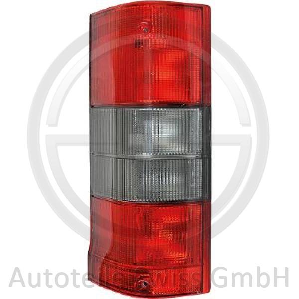 RÜCKLEUCHTE LINKS , Peugeot, Boxer 94-02