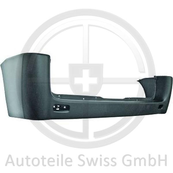 STOßSTANGE HINTEN , Peugeot, Expert 07-16