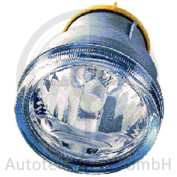 NEBELLEUCHTE RE. oder LI. , Peugeot, Partner 08-12