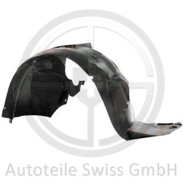 RADSCHALE RECHTS , Peugeot, Partner 08-12