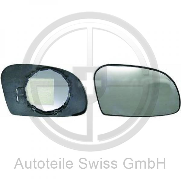 SPIEGELGLAS LINKS , Citroen, Saxo 96-99