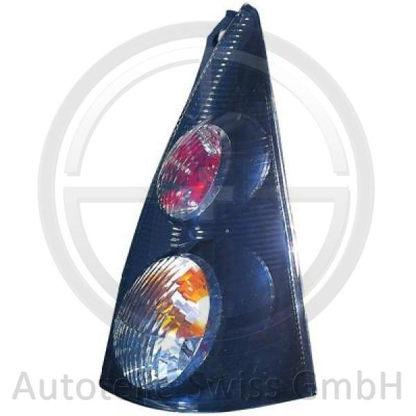 RÜCKLEUCHTE RECHTS , Peugeot, 107 05-12