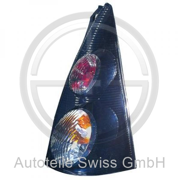 RÜCKLEUCHTE LINKS , Peugeot, 107 05-12