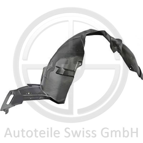 RADSCHALE RECHTS , Peugeot, 1007 05-09
