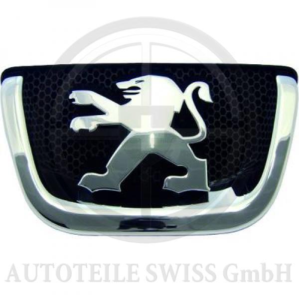 EMBLEM , Peugeot, 1007 05-09