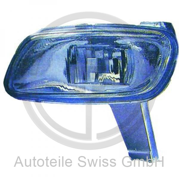 NEBELLEUCHTE LINKS , Peugeot, 106 96-05