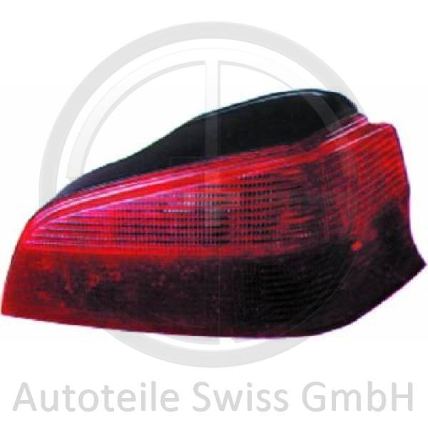 RÜCKLEUCHTE RECHTS , Peugeot, 106 96-05