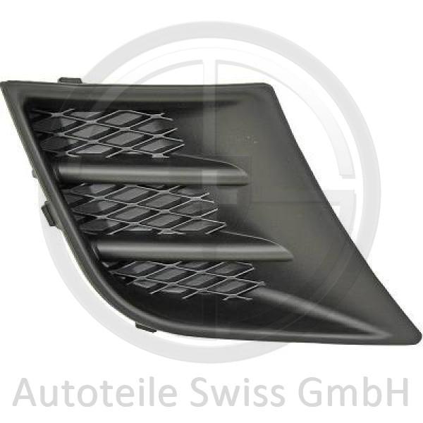 STOßSTANGE GITTER RECHTS , Peugeot, 107 05-12