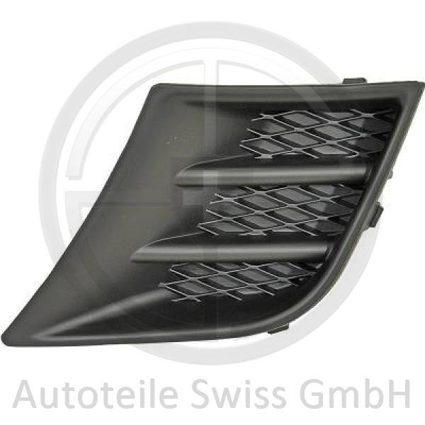 STOßSTANGE GITTER LINKS , Peugeot, 107 05-12