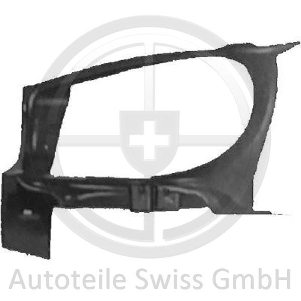SCHEINWERFER SITZ LINKS , Peugeot, 206 / 206 CC 98-08