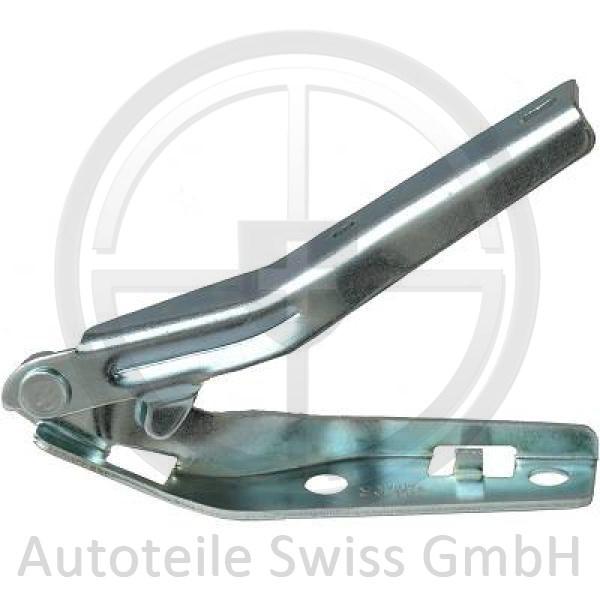 HAUBENHALTER RECHTS , Peugeot, 206 / 206 CC 98-08