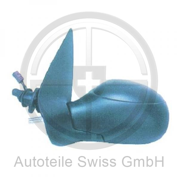 SPIEGEL LINKS , Peugeot, 206 / 206 CC 98-08