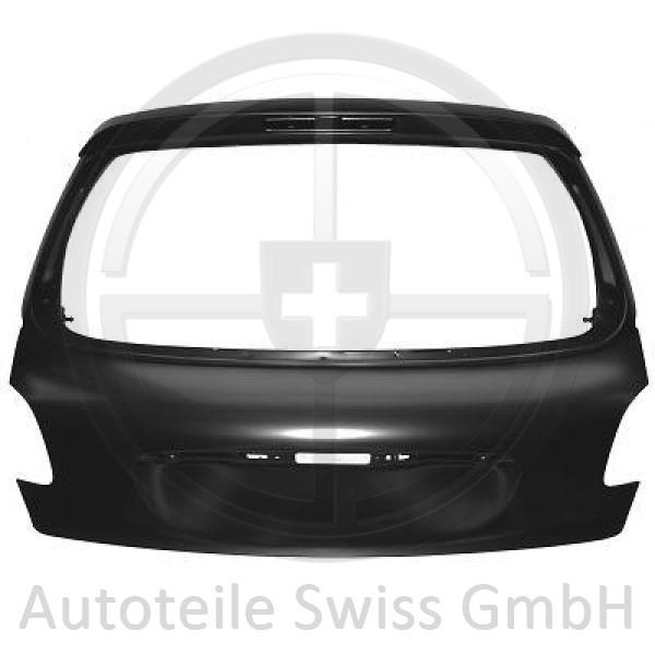 HECKKLAPPE , Peugeot, 206 / 206 CC 98-08