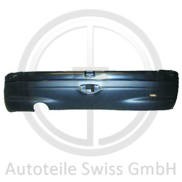STOßSTANGE HINTEN , Peugeot, 206 / 206 CC 98-08