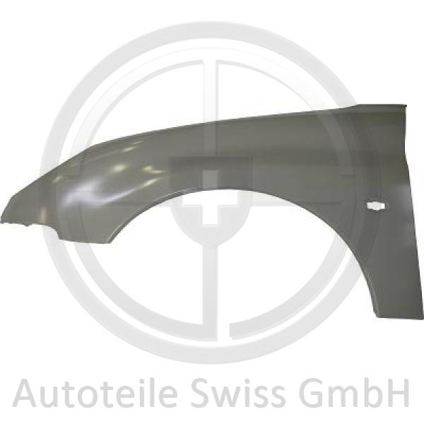 KOTFLÜGEL LINKS , Peugeot, 206 / 206 CC 98-08