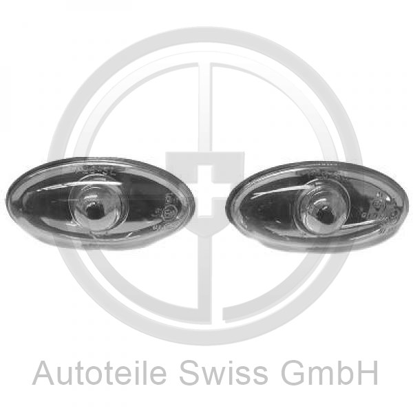 BLINKER SET , Peugeot, Partner 03-08