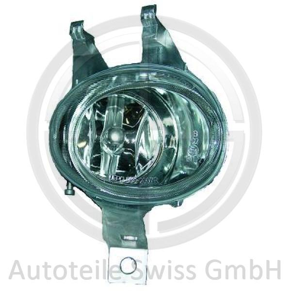 NEBELLEUCHTE LINKS , Peugeot, 206 / 206 CC 98-08