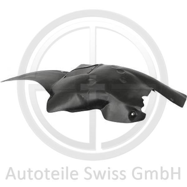 RADSCHALE RECHTS, , Peugeot, 206 / 206 CC 98-08