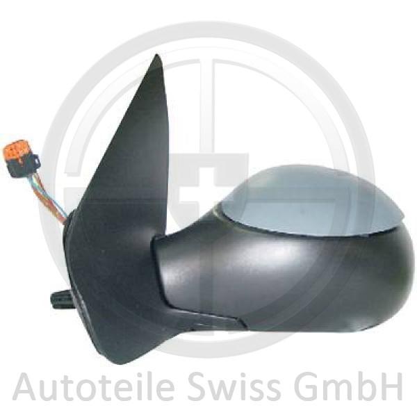 SPIEGEL LINKS , Peugeot, 206 + Plus 09->>