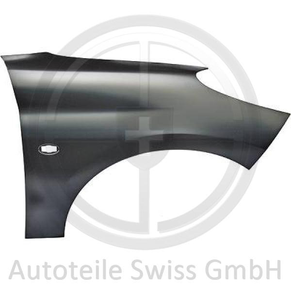 KOTFLÜGEL RECHTS , Peugeot, 206 + Plus 09->>