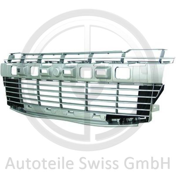 KÜHLEREGRILL VORNE , Peugeot, 206 + Plus 09->>